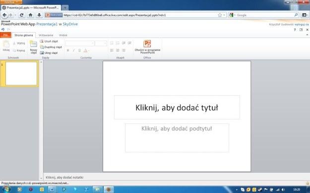 ...i PowerPointa /INTERIA.PL