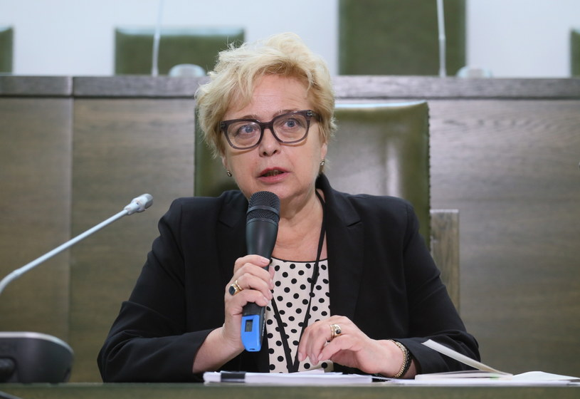 I Prezes Sądu Najwyższego Małgorzata Gersdorf /Paweł Supernak /PAP