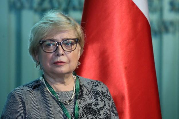 I Prezes Sądu Najwyższego prof. Małgorzata Gersdorf / Tomasz Gzell    /PAP
