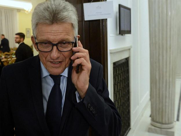 """I prezes SN reaguje na słowa Piotrowicza o """"sędziach złodziejach"""""""