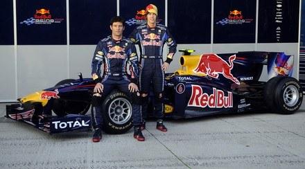 ... i Red Bull. /AFP