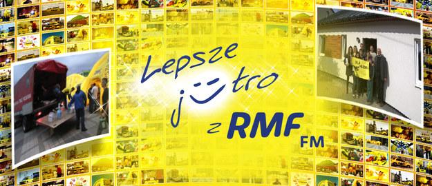 """I Ty możesz odmienić komuś życie, czyli projekt """"Lepsze jutro z RMF FM""""!"""