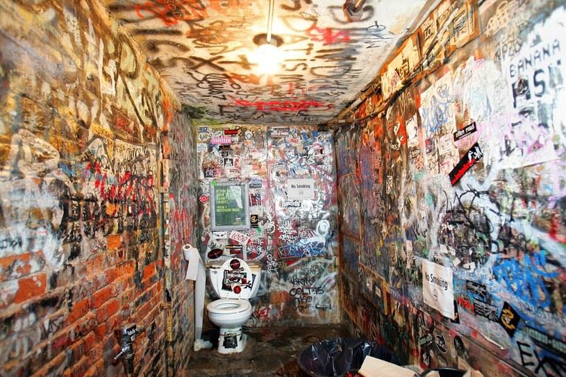 I wyjątkowej urody toaleta /Getty Images/Flash Press Media