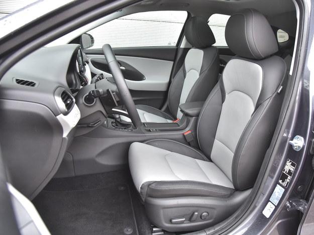 i30 fastback fotele /Motor