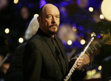 Ian Anderson (Jethro Tull) /arch. AFP