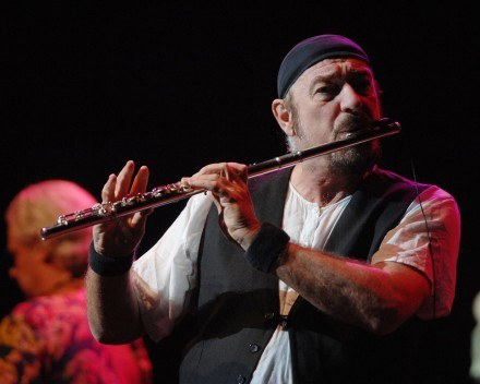 Ian Anderson MBE fot. Larry Marano /Getty Images/Flash Press Media