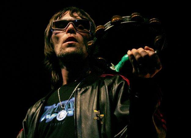 """Ian Brown i The Stones Roses """"znów będą rządzić światem"""" fot. Dave Etheridge-Barnes /Getty Images/Flash Press Media"""