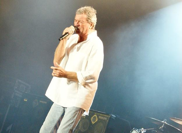 Ian Gillan (Deep Purple) w Dolinie Charlotty - fot. Agnieszka Kucińska /INTERIA.PL