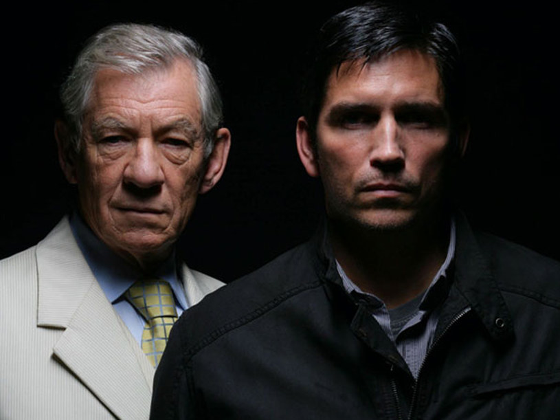 Ian McKellen i Jim Caviezel /materiały prasowe