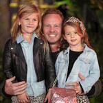 Ian Ziering drży o córki!