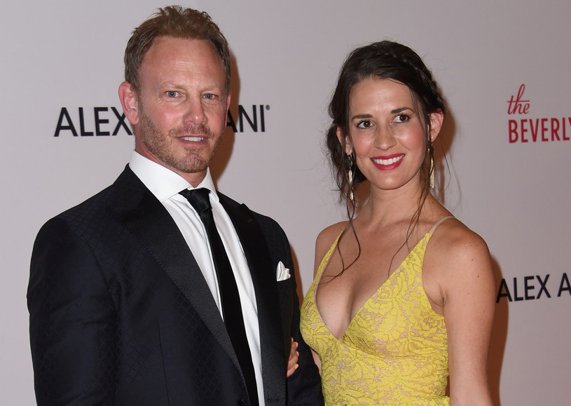 Ian Ziering jest po uszy zakochany w swojej pięknej żonie /East News
