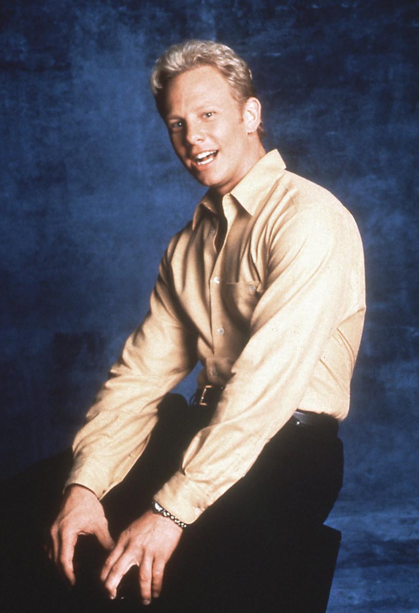 """Ian Ziering niewiele się zmienił od czasów """"Beverly Hills, 90210"""" /AKPA"""