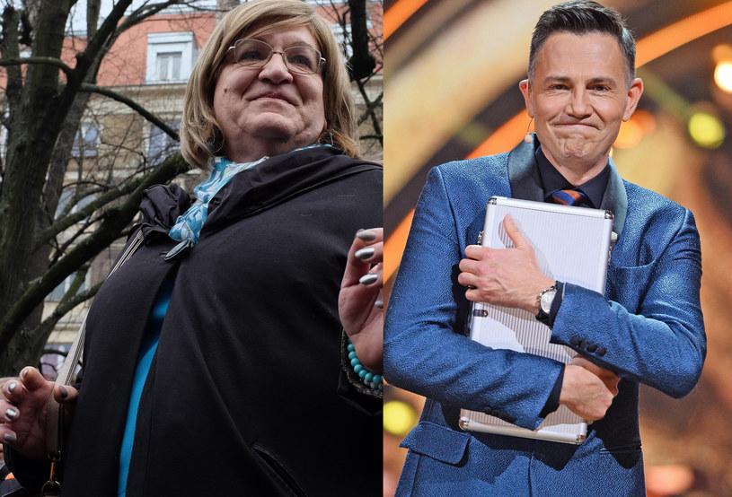 Ibisz i Grodzka w końcu umówią się na wywiad? /Justyna Rojek/ MW Media Jarosław Antoniak /East News