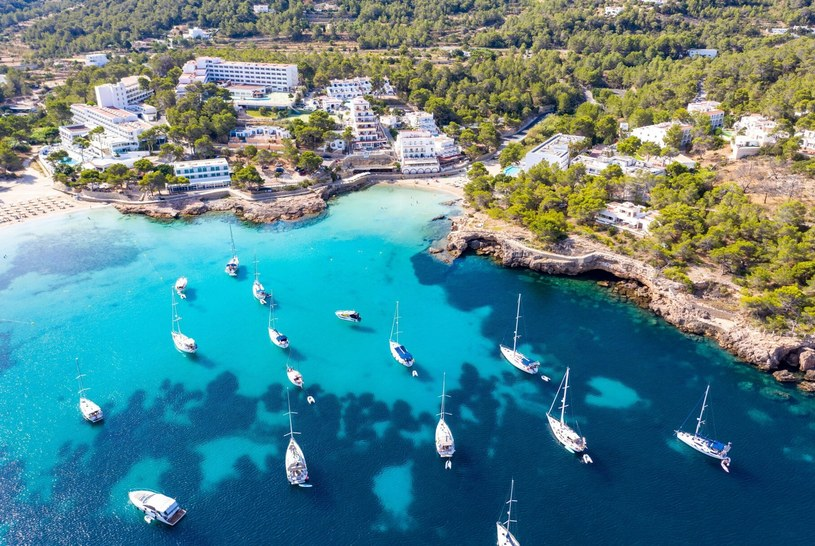 Ibiza; zdj. ilustracyjne /Rex Features /East News