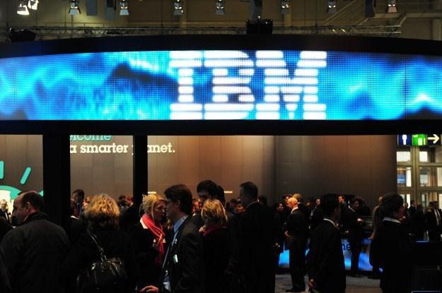 IBM boi się Apple? /AFP
