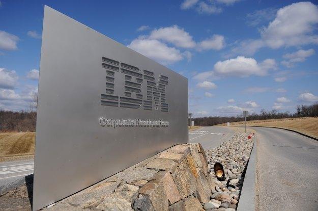 IBM ma długą i ciekawą historię /AFP