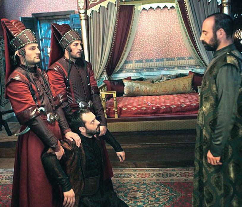 Ibrahim wielokrotnie narażał się Sulejmanowi. W końcu władca traci do niego cierpliwość /materiały prasowe