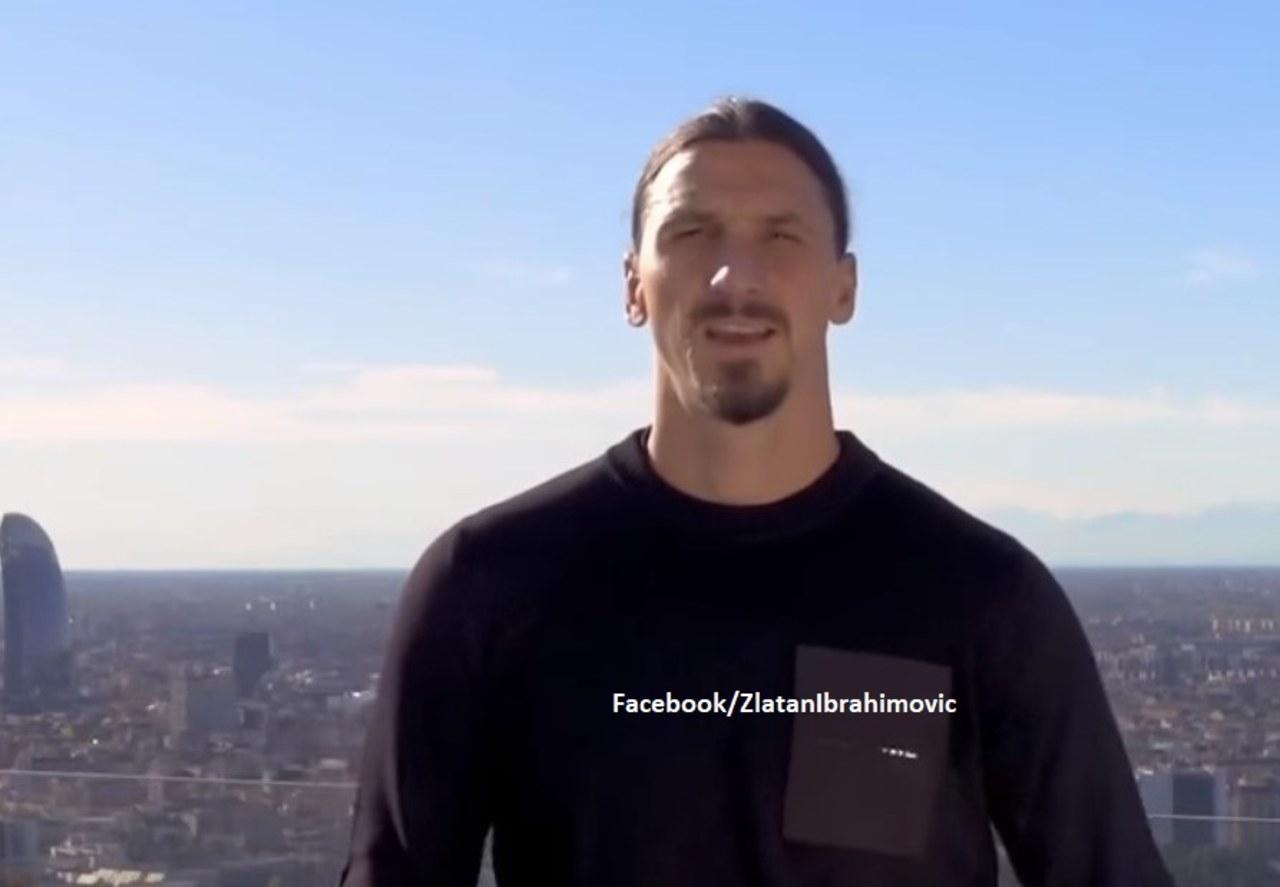 Ibrahimović: Nie jesteś Zlatanem, nie wyzywaj koronawirusa na pojedynek