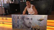 Ibrahimovic: To ja powinienem być na banknocie 1000 koron