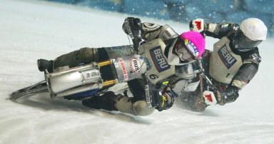 Ice speedway /AFP