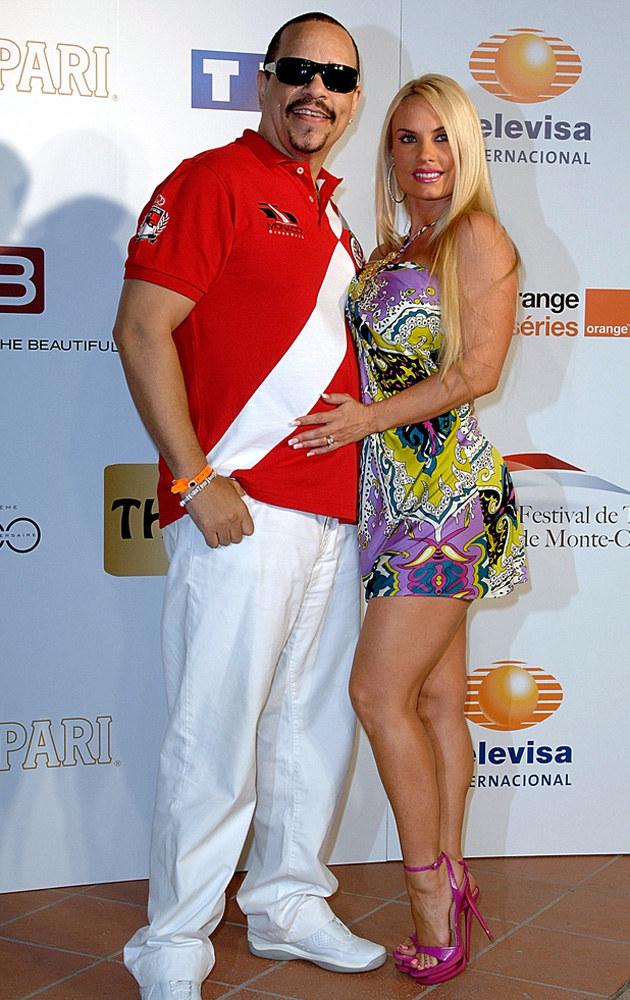 """Ice-T, Nicole """"Coco"""" Austin /INTERIA"""