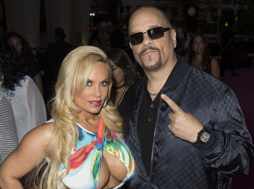 Ice T z żoną Coco Austin /East News