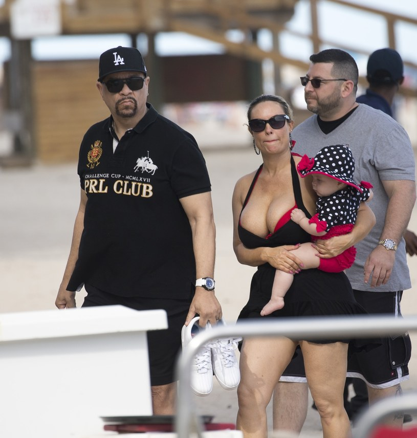 Ice T z żoną Coco /East News