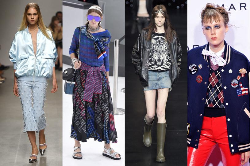 Iceberg/Chanel/Saint Laurent/Marc Jacobs /East News/ Zeppelin