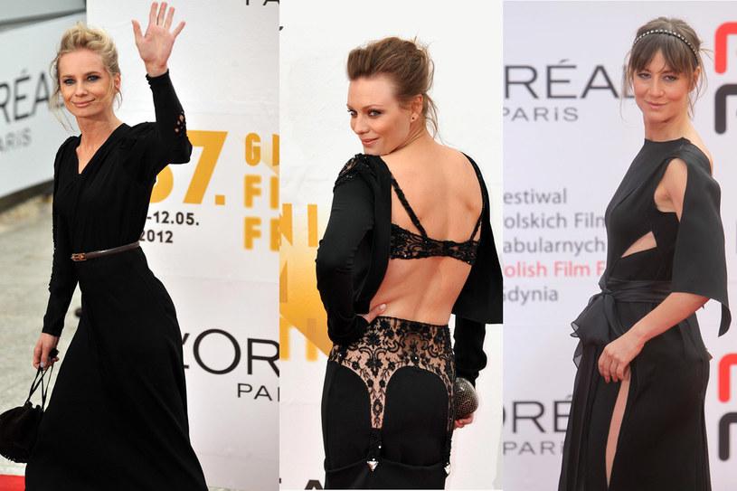 Ich na Gdyńskim Festiwalu Filmowym nie może zabraknąć: Magdalena Cielecka, Magdalena Boczarka, Maja Ostaszewska /East News