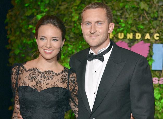 Ich ślub z pewnością będzie wydarzeniem medialnym /Jacek Kurnikowski /AKPA