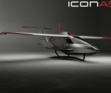Icon A5 - najbezpieczniejszy samolot na świecie?