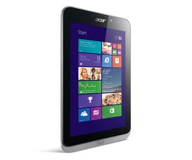 Iconia W4 - tablet Acer z Atomem i Windows 8