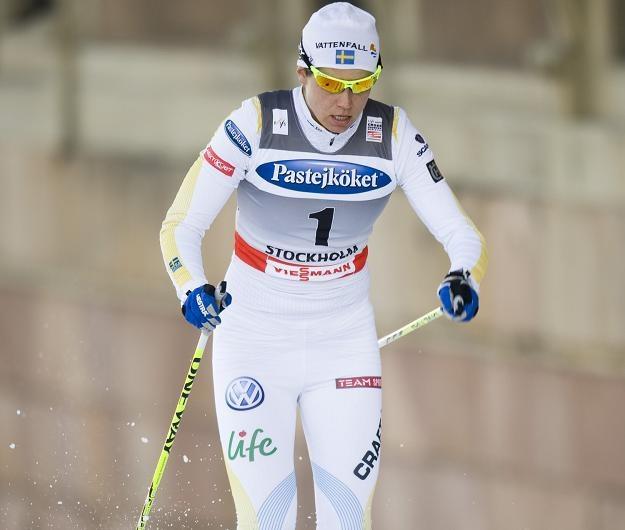 Ida Ingermarsdotter wygrała w Mediolanie bieg sprinterski techniką dowolną /AFP