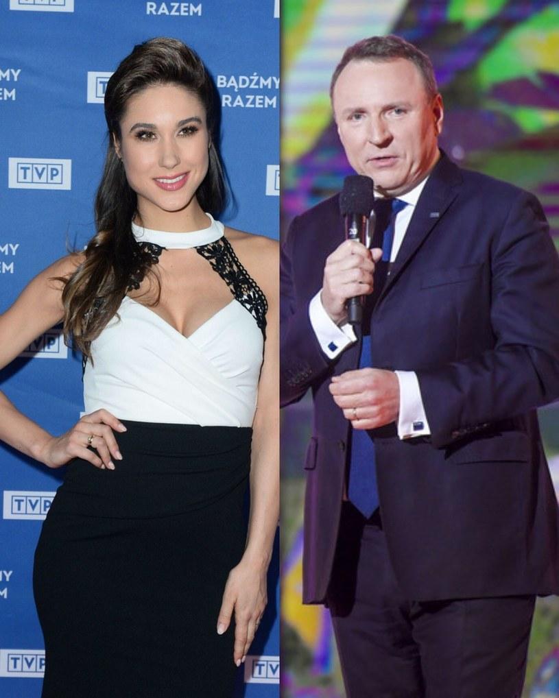Ida Nowakowska i Jacek Kurski /East News /East News