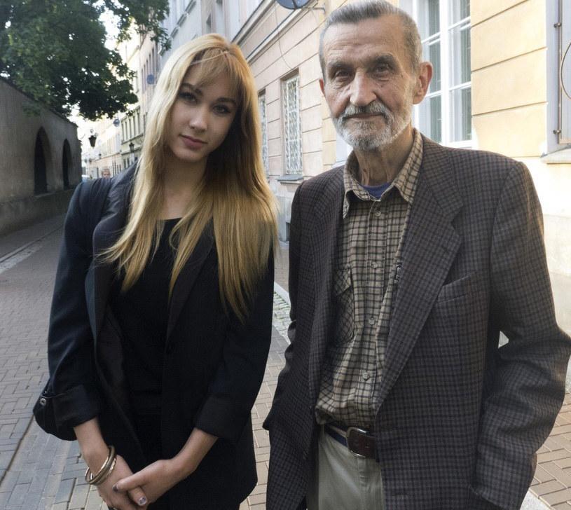 Ida Nowakowska, Marek Nowakowski /Czesław Czapliński /East News