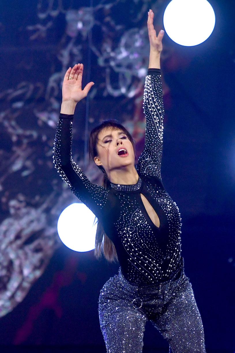 Ida Nowakowska podczas Eurowizji Junior 2020 / Mieszko Piętka /AKPA