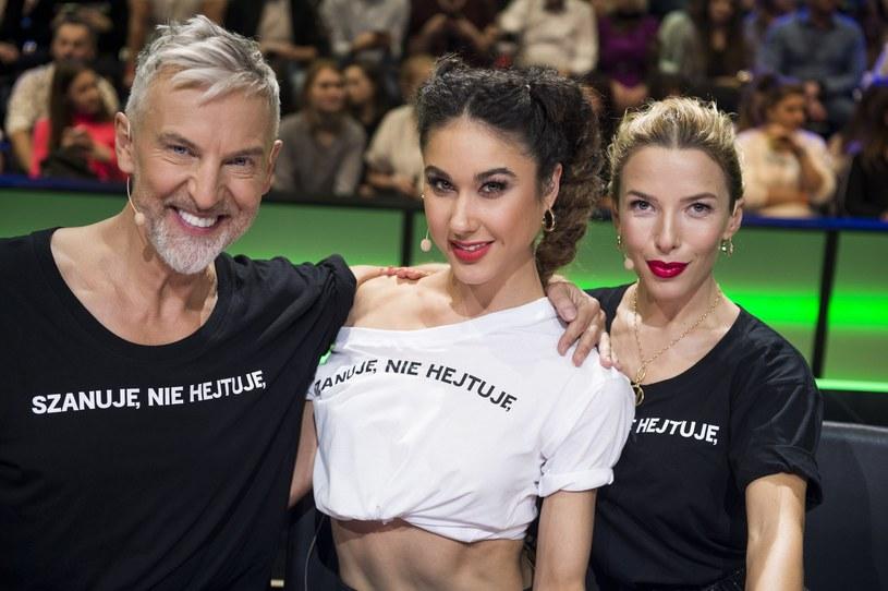"Ida Nowakowska w programie ""Dance dance dance"", 2019 r. /Jan Bogacz/TVP /East News"