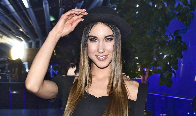 Ida Nowakowska. Wiosenna ramówka TVP /Andras Szilagyi /MWMedia