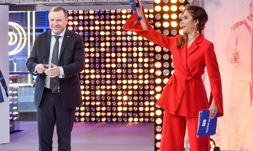 Ida Nowakowska zaczęła pracę w telewizji, kiedy prezesem TVP był Jacek Kurski /AKPA