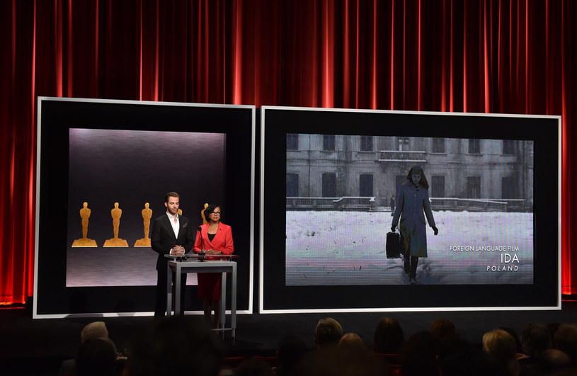 """Ida"" powalczy o Oskara /AFP"