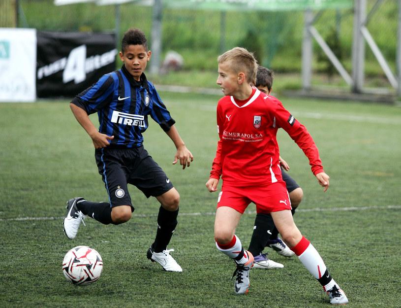 Ideą rozgrywek jest propagowanie sportu wśród dzieci i młodzieży /Informacja prasowa