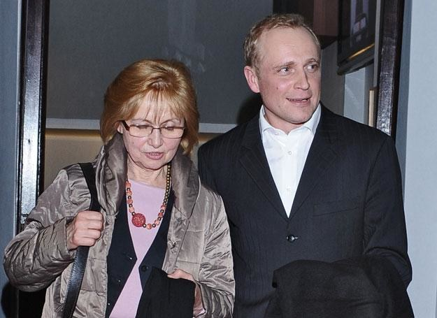 Ideałem kobiety dla Piotra Adamczyka jest mama / fot.A. Szilagyi /MWMedia