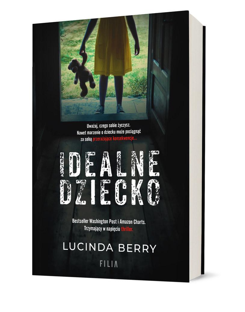 Idealne dziecko, Lucinda Berry /materiały prasowe