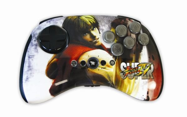 Idealne pady dla fanów serii Street Fighter /Informacja prasowa