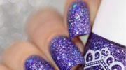 Idealny manicure na sylwestrowy wieczór!