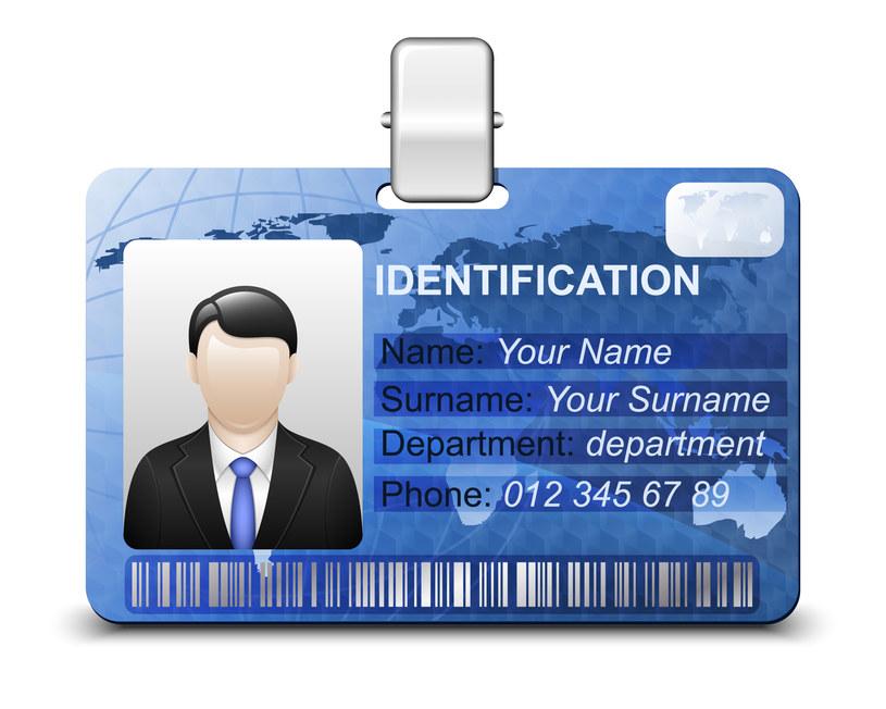 Identyfikatory pracowników łamią prawo? (zdj. ilustracyjne) /123RF/PICSEL