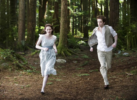 Idole nastolatków: Kristen Stewart i Robert Pattinson /materiały promocyjne
