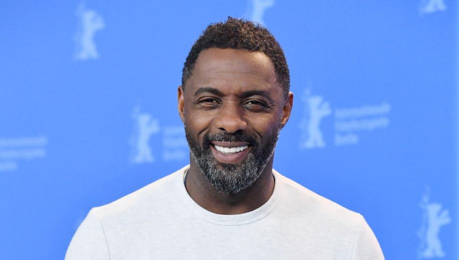 Idris Elba najseksowniejszym mężczyzną 2018 roku! /Sascha Steinbach /PAP/EPA