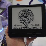 IFA 2012: Giętki e-czytnik Wexler - pierwsze wrażenia