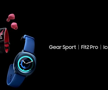 IFA 2017: Samsung Gear Sport, Gear Fit2 Pro, Gear Icon X